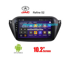 JAC S2 audio radio Car android wifi GPS navigation camera